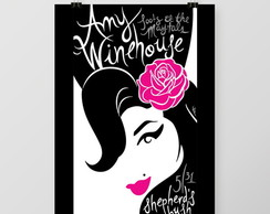 P�ster Amy Winehouse