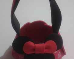 Cestinha da Minnie
