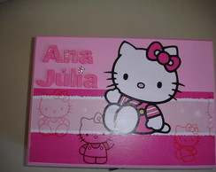 Caixa Biju Hello Kitty