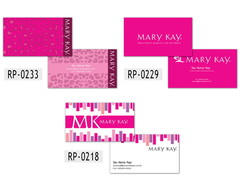 Cart�o De Visita Mary Kay C/500