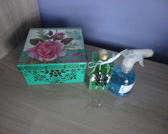 KIT AROMATIZADOR E HOME SPRAY