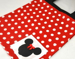 Ecobag personalizada: Minnie