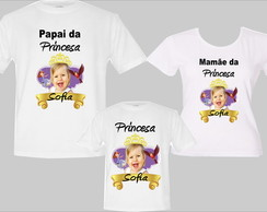 Camisetas - infantil, adulto e baby look