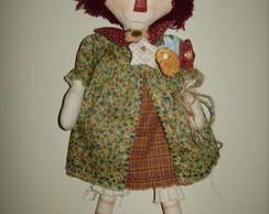 Boneca Annie Bory