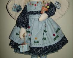 Boneca Anjo Bernadette