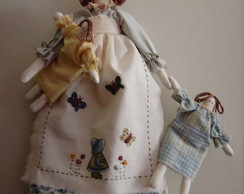 Boneca Mamie Dolls