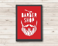 P�ster Barber Shop
