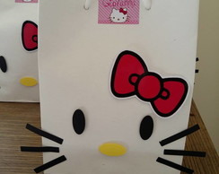 Sacola Lembran�a Hello KItty