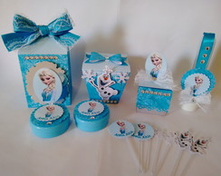 Kit Luxo Frozen