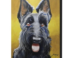 Scottish Terrier_Painel