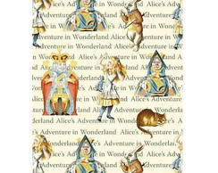 AGENDA 2011 - Alice in Wonderland