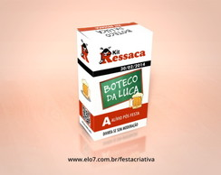 Kit Ressaca Boteco