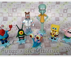 Turma do Bob Esponja Biscuit