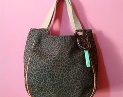 BOLSA MARCELA | Animal Print On�a
