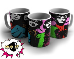Caneca Branca The Beatle.s 12