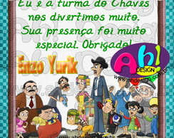 Tags - Chaves