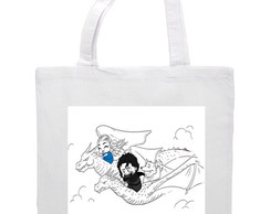Bolsa Ecobag khaleesi game of thrones 2