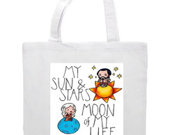 Bolsa Ecobag khaleesi game of thrones 4