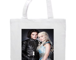 Bolsa Ecobag game of thrones jon snow 2