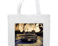Bolsa Ecobag sobrenatural supernatural