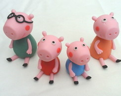 FAM�LIA PIG Personagens avulsos