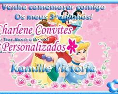 ARTE DO CONVITE