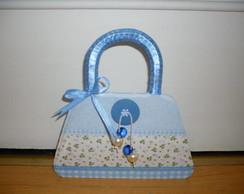 freio de porta bolsa azul (vendido)