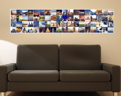 Painel World Places
