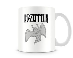 Caneca - Led Zeppelin - Rock