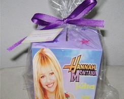 Cofrinho Hannah Montana e temas