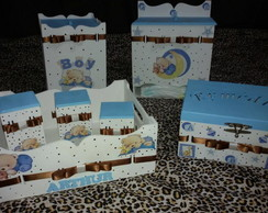 Kit de beb� 7 pe�as