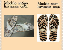 Havaianas Slim on�a com manta de strass