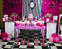 Decora��o barbie paris