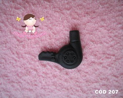 C�d 207 Molde de secador de cabelo P