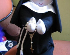 boneca santa rita