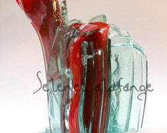 Escultura de Vidro/Glass Sculpture
