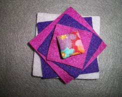 Broche geom�trico 1