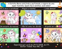 Quadrinhos Gatinha Marie