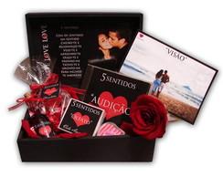 Kit 5 Sentidos - Dia dos Namorados