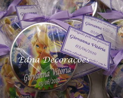 Lembran�a anivers�rio Tinker bell