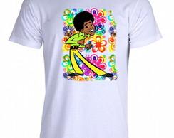 Camiseta Jackson Five 01 comprar usado  Brasil