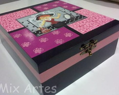 Caixa de Maquiagem - PINK