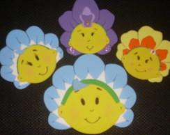 �m� de geladeira Fifi e os floriguinhos