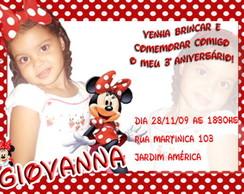 Convite Minie
