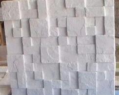 Tapete em mosaico revestimento elo7 for Mosaico adesivo 3d