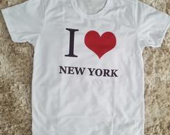 Camiseta I love New York comprar usado  Brasil