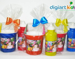 Kit de praia: Backyardigans