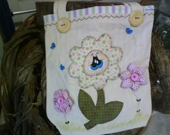 Eco Bag florzinha