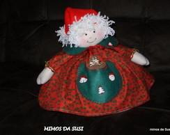 Cobre Bolo Mam�e Noel