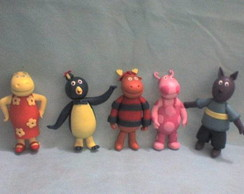 Turma do Backyardigans